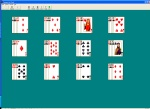Fourteen Out Solitaire